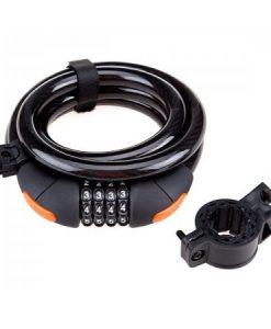 Antifurt Cox Spiral Code Lock 15x1800mm
